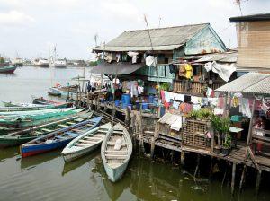 Yogjakarta harbour