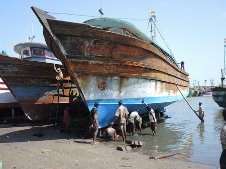 boat-construction-work-in-nagapattinam